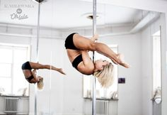 #OHLALA #workout #ZuziaKijanowska #sport #fitness #poledance #poledancer  Photo: Katarzyna Milewska