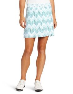 $65.00 nice Puma Golf Women's Chevron Stripe Skirt