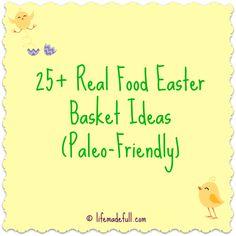 50 junk free easter basket ideas basket ideas easter baskets and 50 junk free easter basket ideas basket ideas easter baskets and easter negle Gallery