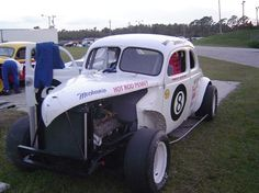 The Official Race Cars of Yesterday Home Page