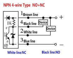 Capacitive Proximity Switch Sensor 25mm 3-Wire NPN NC 6-36V 30mm LJC30A3-H-Z//AX