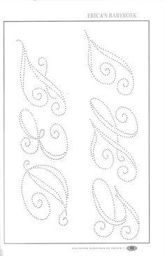Archivo de álbumes Embroidery Cards, Embroidery Monogram, Cross Stitch Embroidery, Embroidery Patterns, Embroidery Dress, Card Patterns, Stitch Patterns, Pattern Art, Pattern Paper
