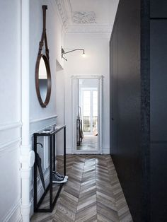 The Modern Home Entryway