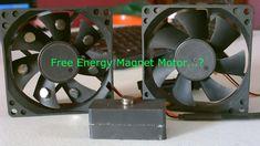 Free Energy Magnet Motor! - Free Energy Generator? - Free Electricity?