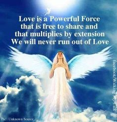 Love is a powerful force. ^i^ ♡ ^i^