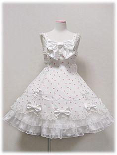 angelic pretty ロマンスローズジャンパースカート