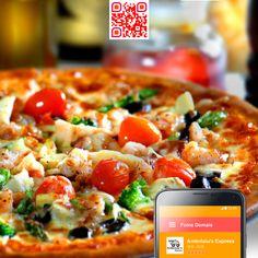 Pizza é bom em qualquer momento não é? A Ambroziu's Express tem uma gama de opções para você!  Baixe o nosso APP e peça a sua. Quer conferir o cardápio pelo site? É só clicar aqui >> http://fomedemais.com/ambroziusexpress  #Fomedemais #Delivery #Pizza