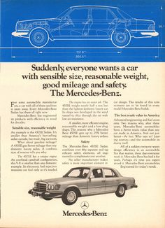 https://flic.kr/p/VTn54u | 1974 Mercedes-Benz 450SE Advertisement Motor Trend April 1974 | 1974 Mercedes-Benz 450SE Advertisement Motor Trend April 1974