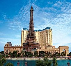 Paris Hotel ~ Las Vegas, NV