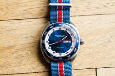 Montre Hamilton Pan Europ #mode #montre #hamilton #paneurop #fashion #mensfashion #fashionformen #watches