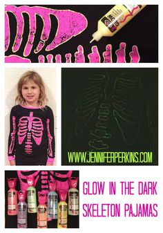 DIY Glow in the Dark
