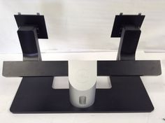 DELL Dual Monitor Stand 14.3 Pounds - Model MDS14A VESA Plate Adapters   #Dell