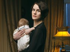 Look out, lads! Downton Abbeys Lady Mary is a black widow