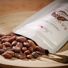 """King of Cacao - Criollo, the scarcest and most sought after Cacao variety"" - 100% Raw Certified Organic Criollo Cacao Beans. www.jadoreraw.net #organic #raw #vegan #glutenfree #criollo #cacaobeans #superfood #JadoreRaw"
