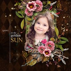 """Golden Summer"" by Sarahh Graphics, https://www.pickleberrypop.com/shop/product.php?productid=33910&page=1, photo Irina Grishina use with permission"