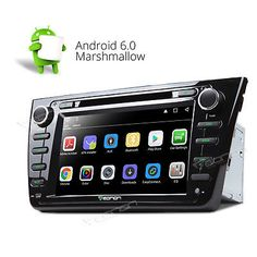 ﹩285.00. US Android 6.0 Car DVD Player Stereo Navi Bluetooth OBD2 DVR WIFI for Mazda 6 A   Manufacturer Part Number - Does not apply, Operation System - Android Marshmallow 6.0, Resolution - 1024*600, Screen Size - 8-inch HD Digital capacitive touchscreen, Mutual Control - Betweend head unit and your smart phone, Steering Wheel Control - Support( CANBUS System), WIFI/3G - Support(3G need to buy dongle extra), CPU - Allwinner R16 1.6GHz Cortex A7 Quad-Core, Supports app installation - Ye