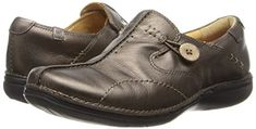 Amazon.com   Clarks Unstructured Womens Un.Loop Slip-On Shoe/Loafer/Slip-on