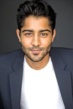 Manish Dayal from the 100 Foot Journey. I saw this movie. If anyone could resist his eyes they're alrady dead.