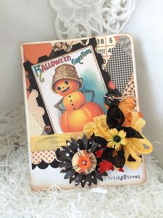 My SweetCards: More Halloween