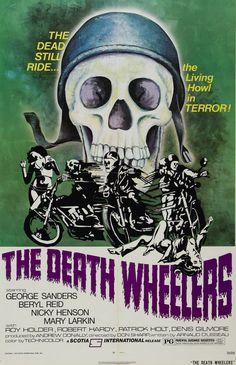 The Death Wheelers