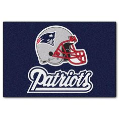 New England Patriots Starter Rug 20x30 - FANMATS - Dropship Direct Wholesale