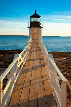 I love lighthouses