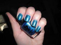 W7 - Blue Tini NailsByCC