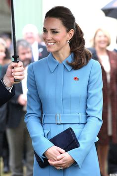 The Duchess in Alexander McQueen http://www.huffingtonpost.com/2014/04/10/kate-middleton-new-zealand-style_n_5124737.html?utm_hp_ref=style&ir=Style