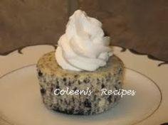 Coleen's Recipes: MINI OREO CHEESECAKES