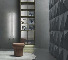 De collectie van Rimadesio neemt voortdurend toe in omvang, en benadrukt altijd de stijl van het bedrijf.