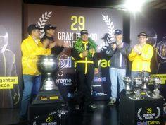 Rueda de prensa con el Campeón de Campeones: Henry Guío, 29 Gan Premio Nacional Mobil Delvac.