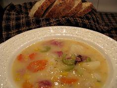 Mennonite Girls Can Cook: Turkey Vegetable Chowder