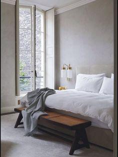 Cheap Home Decor bedroom inspo.Cheap Home Decor bedroom inspo Cozy Bedroom, Home Decor Bedroom, Bedroom Inspo, Bedroom Ideas, Design Bedroom, Parisian Bedroom, Peaceful Bedroom, Linen Bedroom, Bedroom Furniture