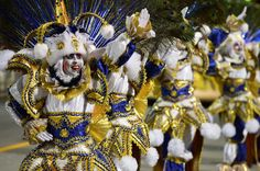brazilian carnival | Thousands gather for the annual Brazilian Carnival 2015