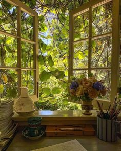 Aesthetic Rooms, Nature Aesthetic, Cottage In The Woods, Cottage House, Cottage Style, Interior Exterior, Dream Rooms, My Dream Home, Dream Life