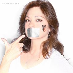NO H8 Campaign - Valerie Bertinelli