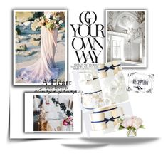 Wedding Inspiration by pasztorpetra on Polyvore featuring beauty and Reception