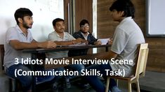 As a part of activity, students were come enthusiastically to perform their level best in role play activity. So as a teacher my vision is to mold them in th. 3 Idiots, Play Activity, Role Play, Communication Skills, Interview, Students, Teacher, Scene, Activities