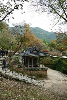 Autumn Soshaewon in Damyang, Korea 가을의 소쇄원