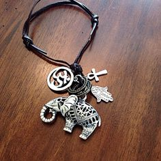 Car Accessory, Rearview Mirror Charm, Yoga Keychain, Buddha Keychain Car Mirror Charm, Lucky Elephant Keychain Car Charm, Namaste Car Charm by DorysBoutique on Etsy