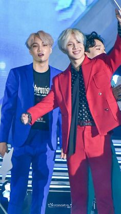Kai & Taemin