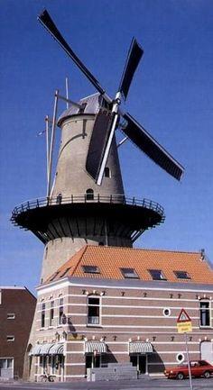 """molen - """"Kyck over den Dyck"""" - noordendijk Dordrecht"""