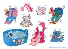 Childhood dolls, Norwegian, 1970´S – papercat – Picasa Nettalbum