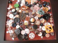 Big lot of Vintage buttons | eBay