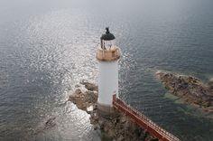 Kyleakin Lighthouse from the Skye Bridge