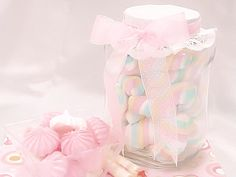 Aesthetic Food, Pink Aesthetic, Dessert Kawaii, Pretty Pastel, Pastel Pink, Cute Marshmallows, Pastel Candy, Cute Desserts, Everything Pink