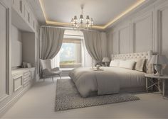Modern Home Decor Bedroom – South Coast Home Decor Room Design Bedroom, Room Ideas Bedroom, Home Room Design, Home Decor Bedroom, Home Interior Design, Modern Luxury Bedroom, Luxury Bedroom Design, Luxurious Bedrooms, Suites