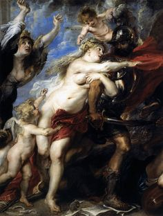 Rubens : The Consequences of war