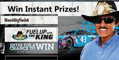 You can enter for the chance to win a VIP racing experience and a Ford F-150 in the SMITHFIELD Fuel Up With the King Instant Win Game and Sweepstakes. The grand prize winner will also …