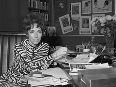 """Helen Gurley Brown, author of """"Sex and the Single Girl"""", Cosmopolitan Editor, Dies at August 2012 Helen Gurley Brown, Cosmo Girl, Cosmopolitan Magazine, Brown Fashion, The Guardian, Women Empowerment, Feminism, Life Lessons, The Book"""